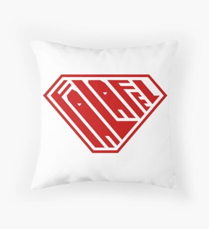 Falafel SuperEmpowered (Red) Floor Pillow