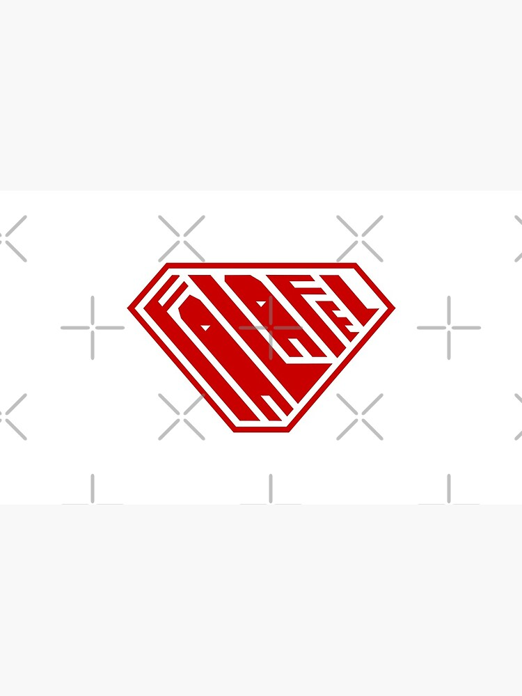 Falafel SuperEmpowered (Red) by carbonfibreme