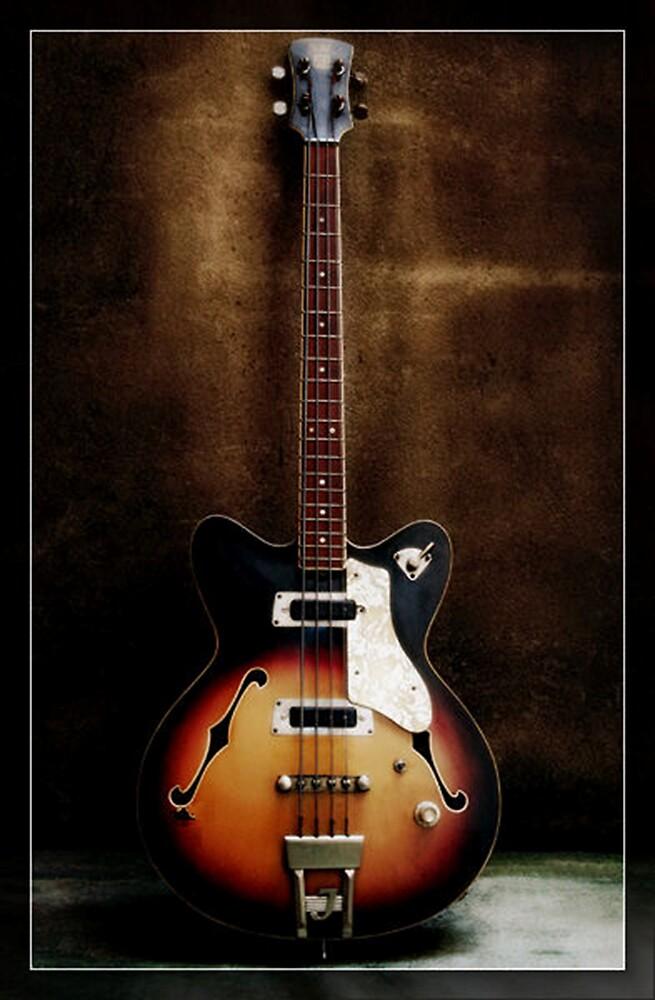 """Hollow Body Bass"" by Rick Wollschleger"