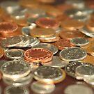 Nickels n Dimes by redscorpion