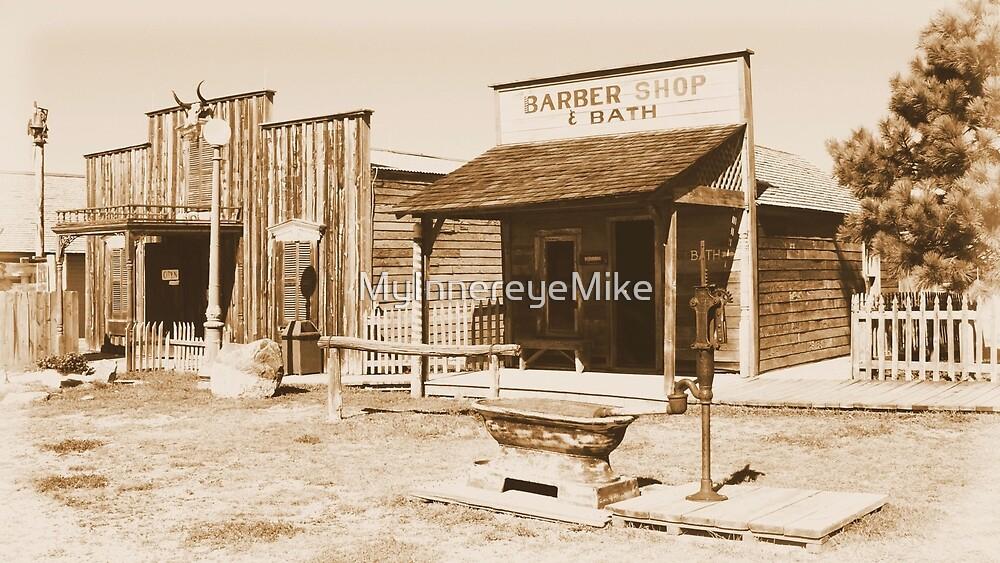 #631  The Barber Shop by MyInnereyeMike