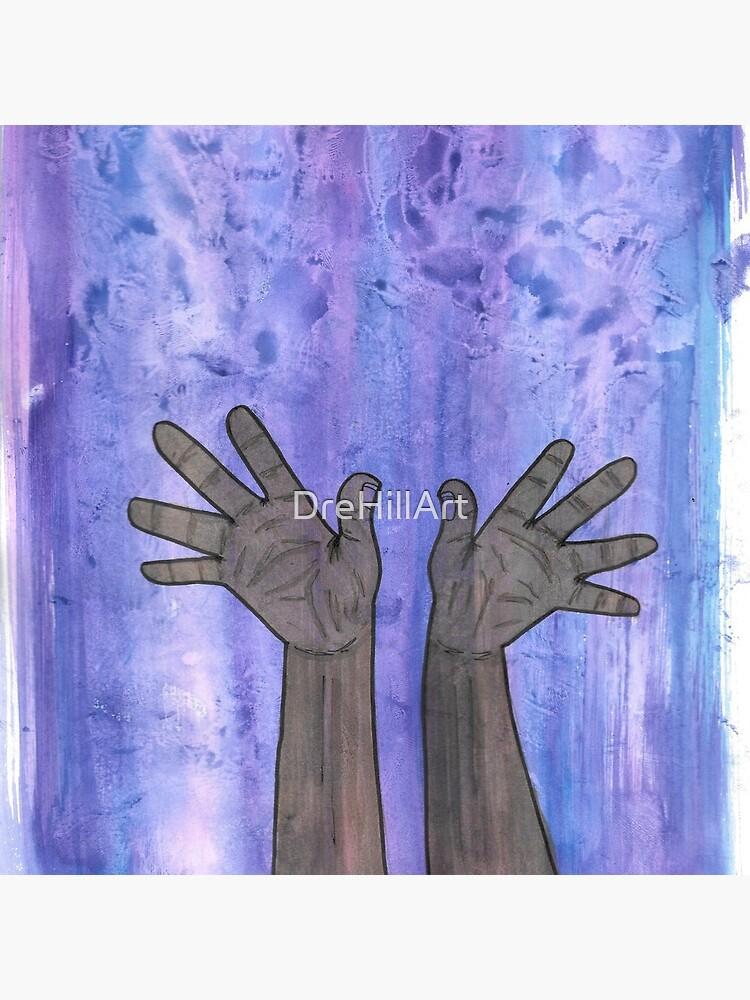 Praise (To Thy Divine) by DreHillArt