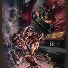 Forsaken Cover Art: World of Darkness: Skinchangers by TheOnyxPath
