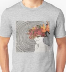 Inside a Mind Unisex T-Shirt