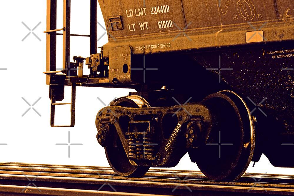 Trains - Freight Car by Buckwhite