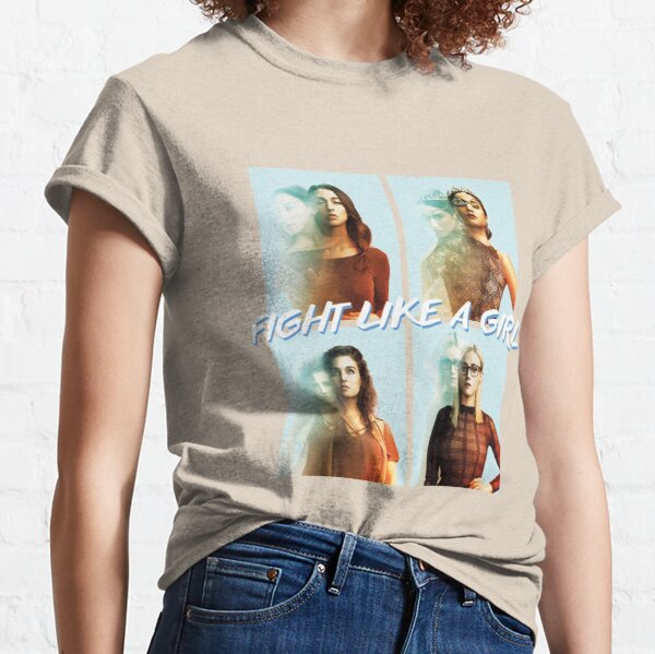 fight like a girl the magicians Classic T-Shirt
