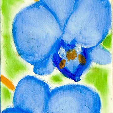 Blue Orchids by lorgh