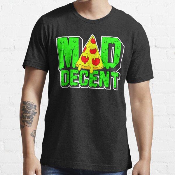 Mad Decent Pizza Logo Essential T-Shirt