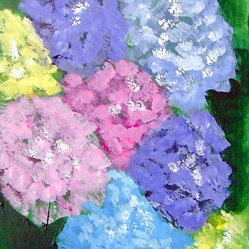 Hydrangeas  by lorgh