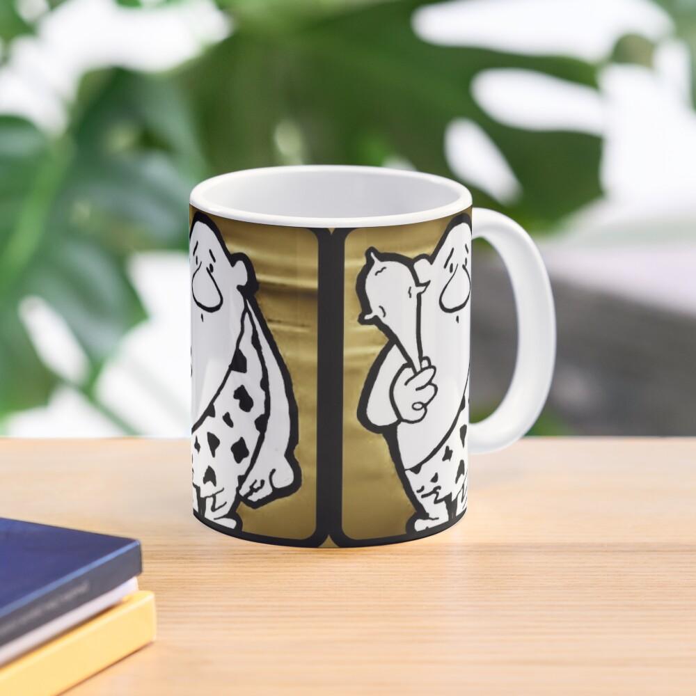 SCRATCH, The Original Caveman Mug