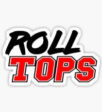 Roll Tops WKU Sticker
