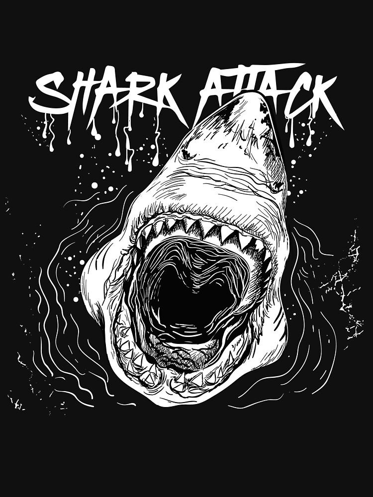 Shark Attack by xantos04