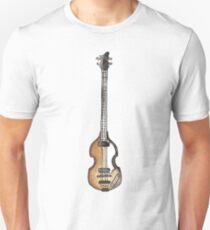 Paul McCartney Hofner Bass Unisex T-Shirt