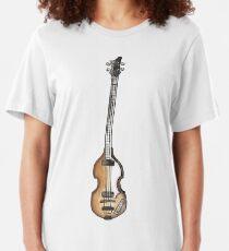Paul McCartney Hofner Bass Slim Fit T-Shirt