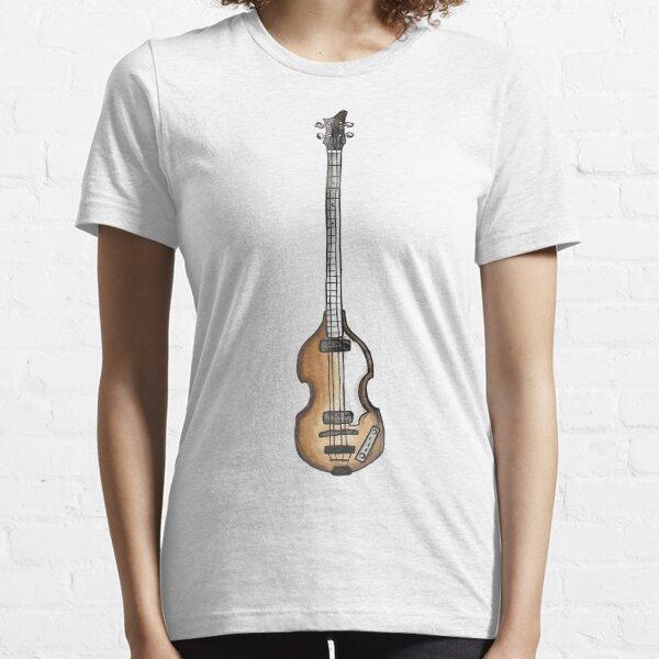 Paul McCartney Hofner Bass Essential T-Shirt