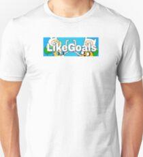 Likegoals Adventure time  Unisex T-Shirt