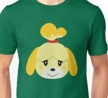 Isabelle - Animal Crossing Unisex T-Shirt