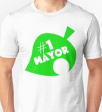 #1 Mayor - Animal Crossing Unisex T-Shirt