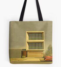 Postmodern Drive By Tote Bag