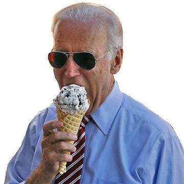 joe biden ice cream by jelantzy