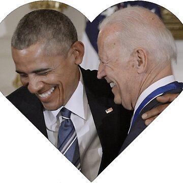 obama and biden by jelantzy