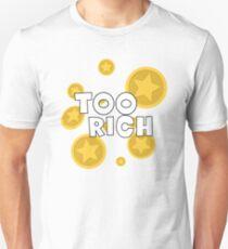 Too Rich - Animal Crossing T-Shirt
