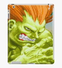 Blanka Street Fighter II iPad Case/Skin