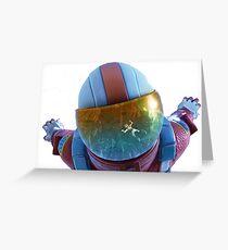 Fortnite Greeting Card