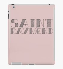 Saint Raymond iPad Case/Skin