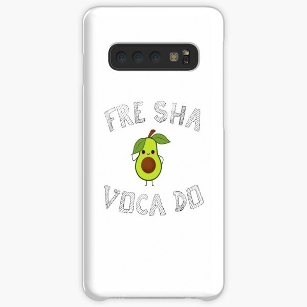 Fre Sha Voca Do - Avocado vine meme Samsung Galaxy Snap Case