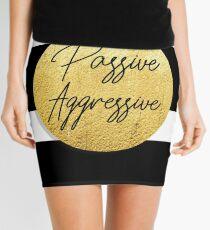 Passive Aggressive Mini Skirt