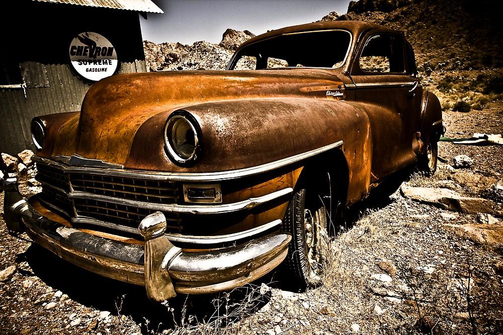 Old Timer by SeptemberSky