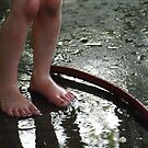 legs in water by MikeStanley