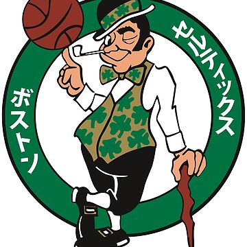 Tokyo Celtics by boothy