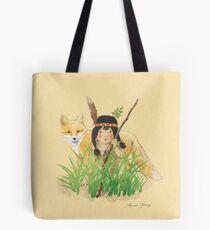 Catori Stalks Like a Fox Tote Bag