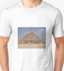 Piramid of saqqara T-Shirt