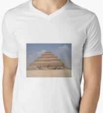 Piramid of saqqara T-Shirt