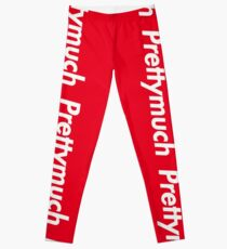 Prettymuch Supreme Logo Leggings