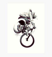 Remy Morton Steeze Art Print