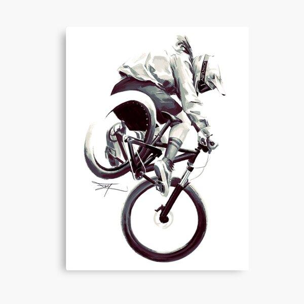 Remy Morton Steeze Canvas Print