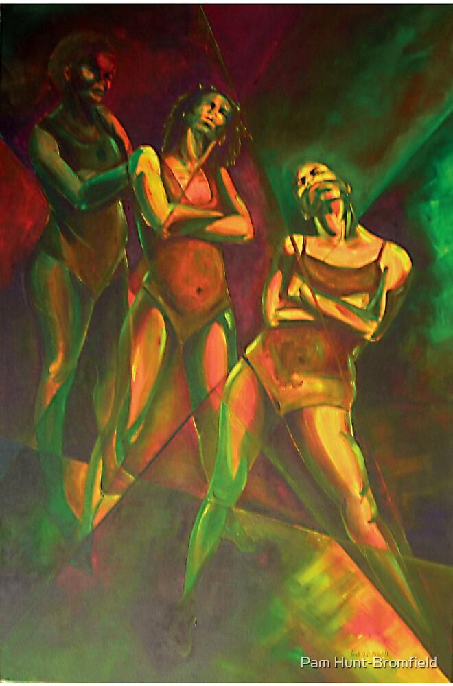 Defiance by Pam Hunt-Bromfield