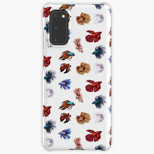 Betta fishes Samsung Galaxy Snap Case