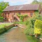 Alderholt Mill by David Smith