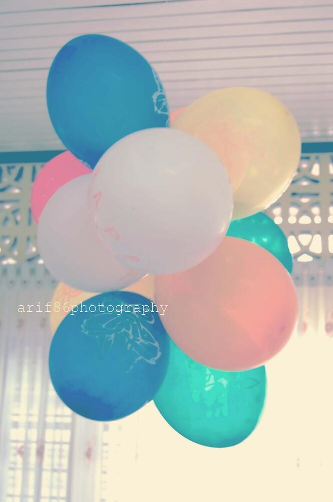 ballon by arif 86photografy