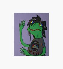 Emo Froggy Art Board