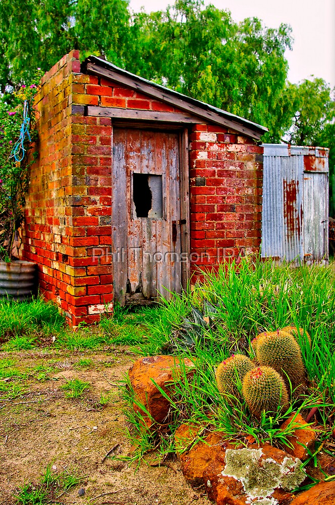 """""""The Garden Shed"""" by Phil Thomson IPA"""
