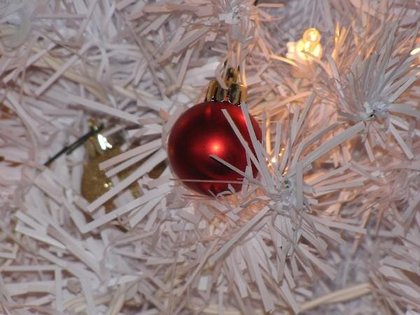 Christmas ball by Ruth Ford