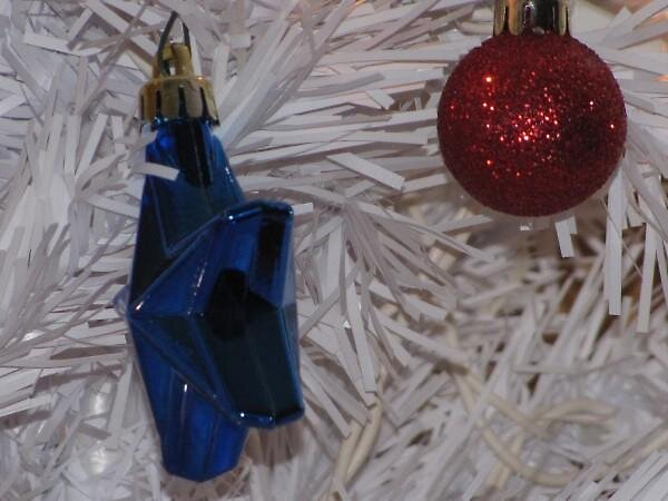 Christmas Ornaments by Ruth Ford