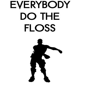 Everybody do the floss. by leeseylee
