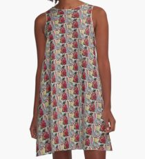 The march A-Line Dress